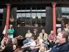Gloucester Blues Festival photos 2008 Coots Bar & Restaurant Courtyard